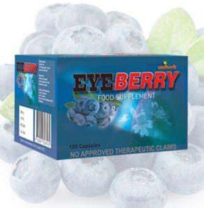 eyeberry poster 2021